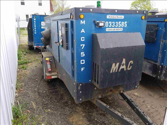 2015 Generac MAC750F