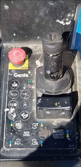 2014 Genie GS-4069 RT Scissor Lift