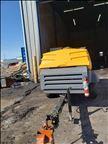 2015 Atlas Copco XAS185KD7 T4 Air Compressor