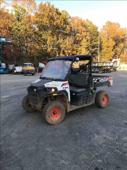2016 Bobcat 3400D Utility Vehicle