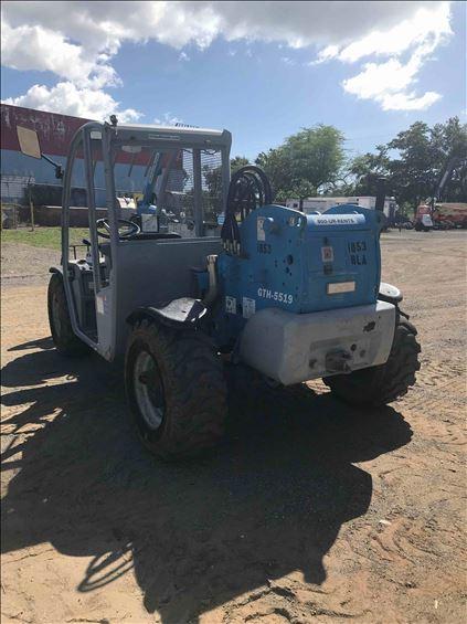 2013 Terex TX-5519 Rough Terrain Forklift