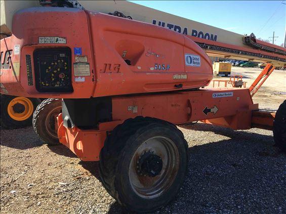 2011 JLG 1350SJP Boom Lift