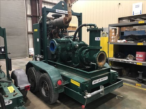 2011 Pioneer Pump PP108S17L716090 Pump