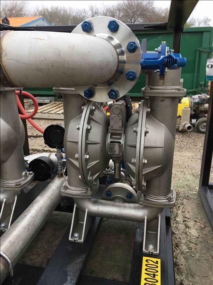 2014 VERSAMATIC E3SA5T559C-ATEX Pump