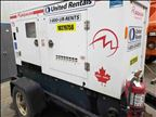 2014 Magnum Pro MMG75CAN6 Diesel Generator