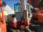 2016 Takeuchi TB260C Mini-Excavator