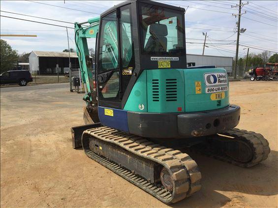 2015 IHI 80VX-3 Mini-Excavator