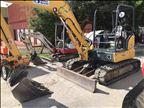2014 Kobelco SK55SRX Mini-Excavator