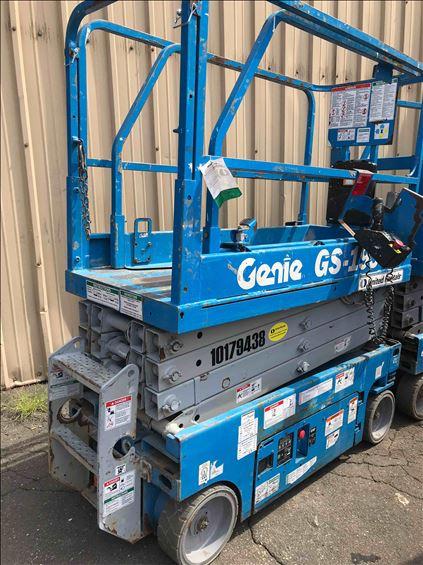 2013 Genie GS-1930 Scissor Lift