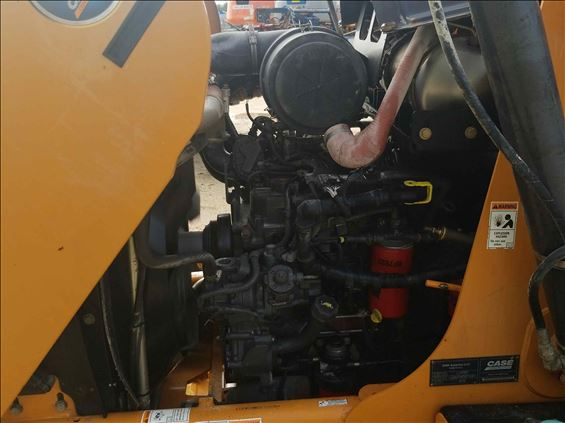 2014 Case 570N XT Wheel Loader