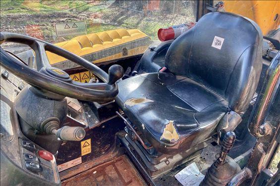 2013 JCB 550-170 Rough Terrain Forklift