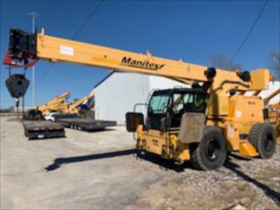2012 Manitex M150 Crane