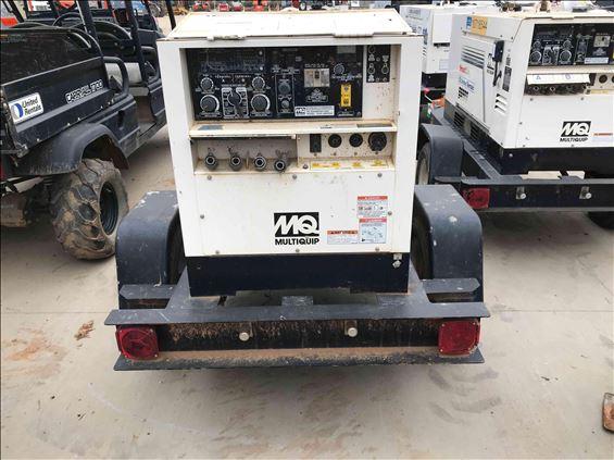 2018 Multiquip DLW400ESA4 Welder