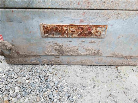 2017 Hatz Diesel 6PWDHSC1D81ZSK