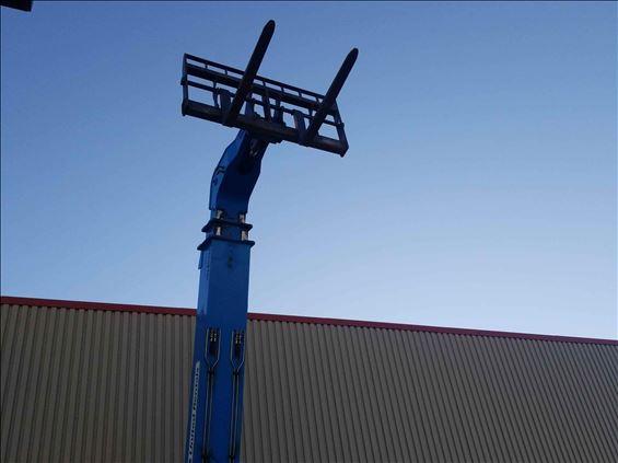 2014 Genie GTH-844 S Rough Terrain Forklift
