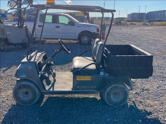 2016 Club Car CARRYALL 100 Utility Vehicle