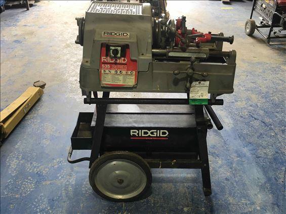 2013 RIDGID 535 Pipethreader