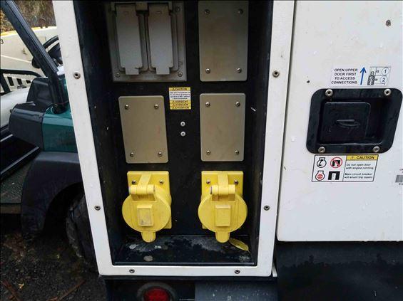 2016 Magnum Pro MMG25IF4 Diesel Generator