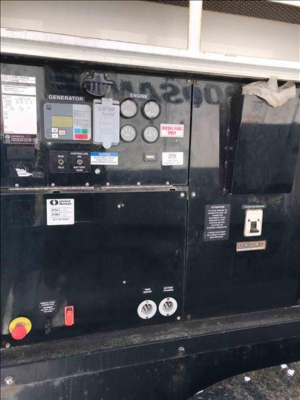 2013 Cummins C150D6RG Diesel Generator