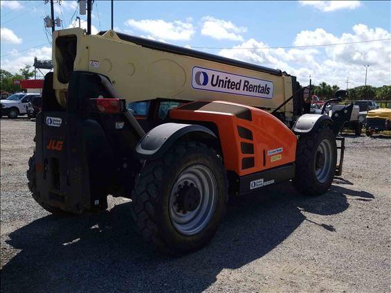 2015 JLG 1255 Rough Terrain Forklift