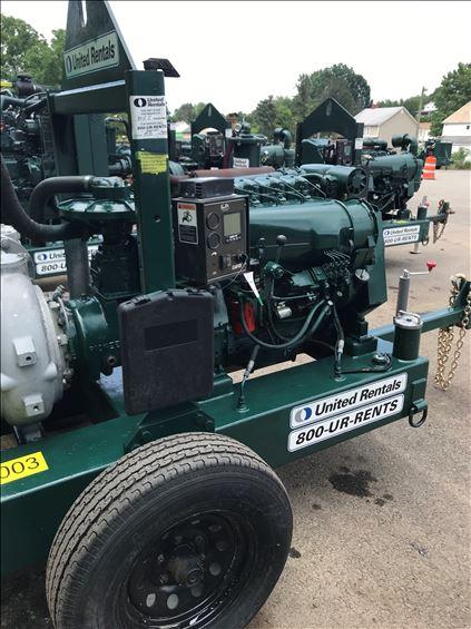 2011 Pioneer Pump PP66S12L2D914 Pump