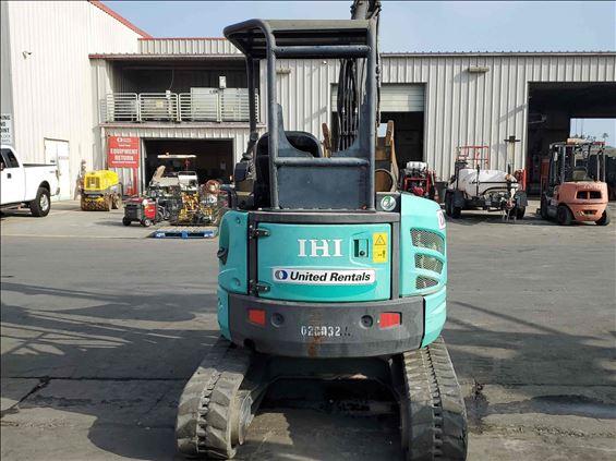 2015 IHI 30V4 Mini-Excavator
