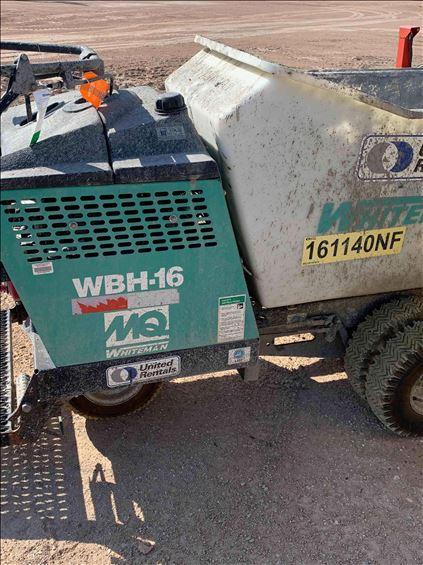 2017 Multiquip WBH-16EF