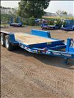 2017 Towmaster T-12DT 14' Trailer
