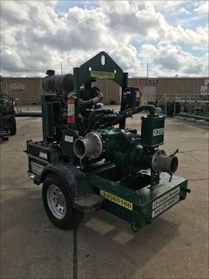 2015 Pioneer Pump PP66S12L714045 Pump