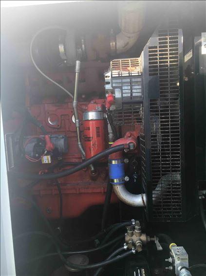 2014 Cummins C100D6RG Diesel Generator