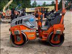 2016 Hamm HD12VV Ride-On Roller