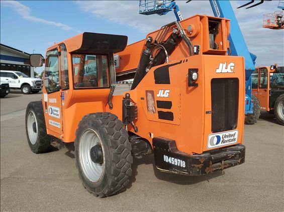 2016 SKYTRAK 8042 Rough Terrain Forklift