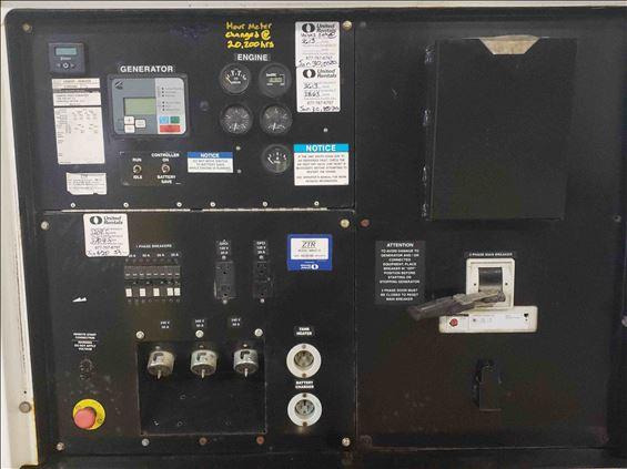 2014 Cummins C200 480V ONLY Diesel Generator