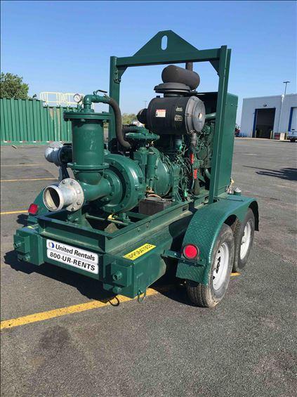 2011 Pioneer Pump PP64S17L716068 Pump
