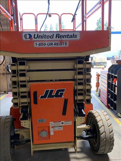 2017 JLG 4069LE Scissor Lift