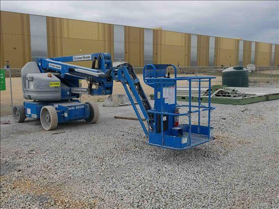 2011 Genie Z-40/23N RJ Boom Lift