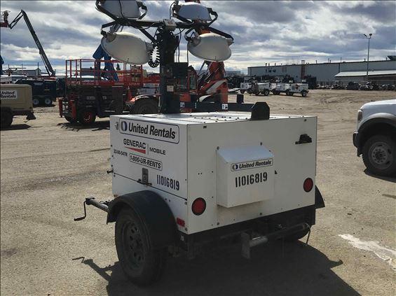 2019 Magnum Pro MLT5080KV Towable Light Tower