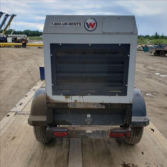 2019 Wacker Neuson G 25 Diesel Generator