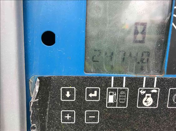 2012 Genie Z-80/60 Boom Lift
