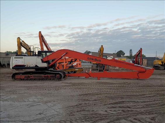 2015 Link-Belt 250X4LF Excavator