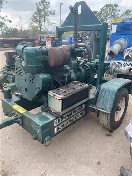 2011 Pioneer Pump PP44S10L71D914 Pump