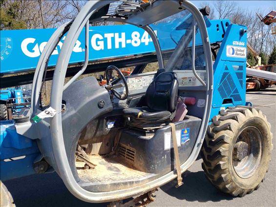 2015 Genie GTH-844 Reach Forklift