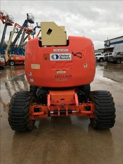 2011 JLG 450AJ-DF-WELD Boom Lift