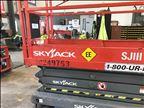 2014 Skyjack SJIII3219 EE Scissor Lift